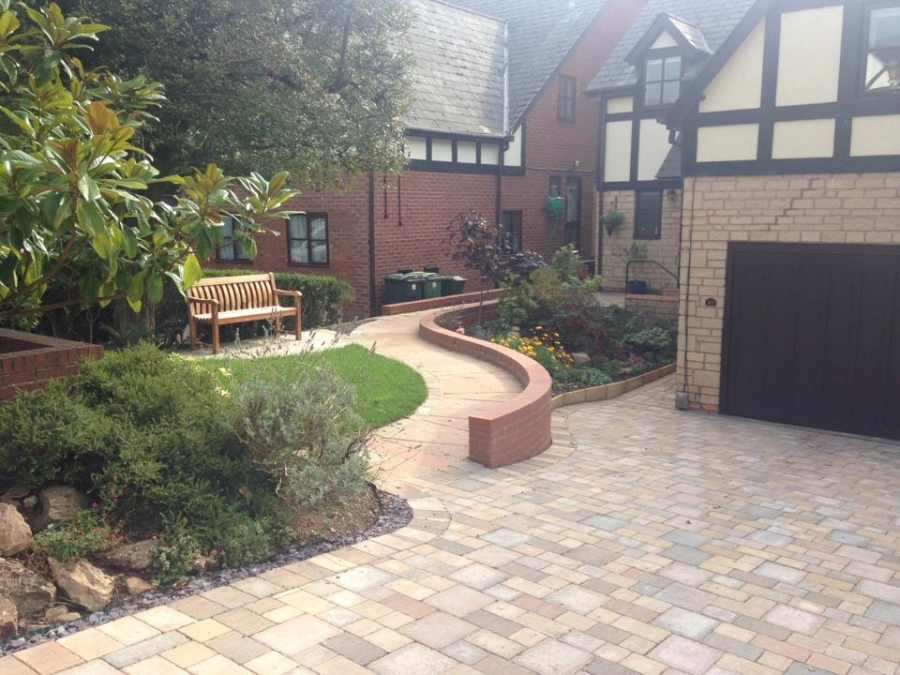Does your property require a new driveway within Cardiff?