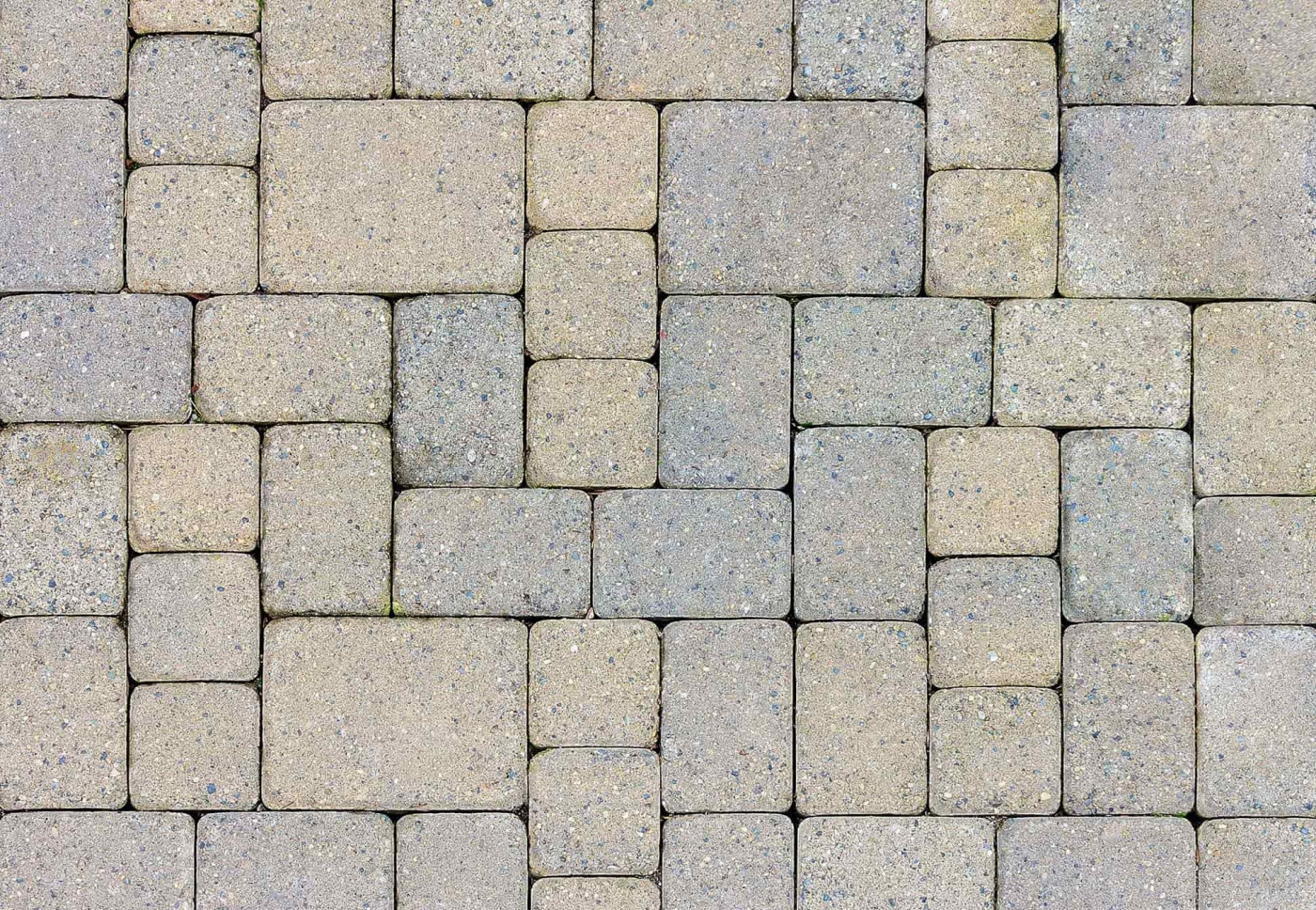 Block paving blocks